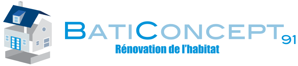 Logo Baticoncep 91 - Electricien Plaquiste Arpajon Ollainville Egly